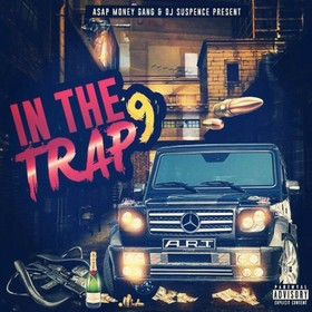 In The Trap 9 DJ ASAP front cover