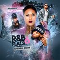 R&B Flavor 6 (Hosted By Sherell Rowe) DJ Flatline front cover