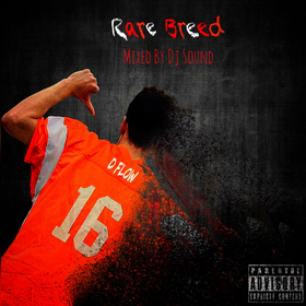 D Flow - Rare Breed [Mixed By Dj Sound] DJ Konnect  front cover