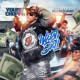 Young Choppa - Watch Me Ball DJ Konnect  front cover