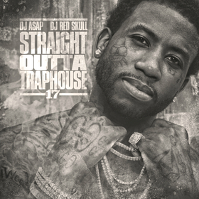 Staight Outta Trap House 17 DJ ASAP front cover