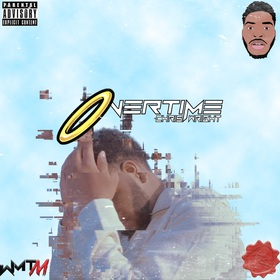 Chris Wright - Overtime MellDopeAF front cover