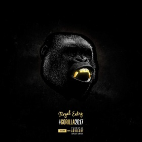 #Gorilla2017 Royal Entry front cover