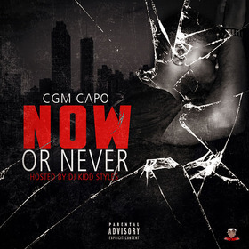Now Or Never CGM Capo front cover