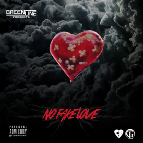 No Fake Love EP GreenLine front cover