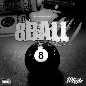 8 Ball Frank Whyte front cover