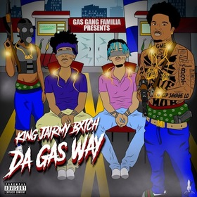 Da Gas Way Lil Jairmy front cover