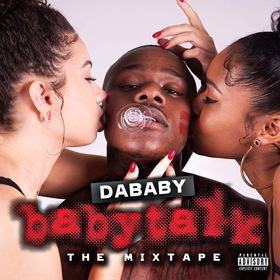 Baby Talk Da Baby front cover