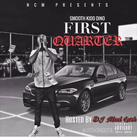 First Quarter DJ Mad Lurk front cover