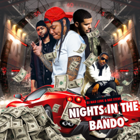 Nights In The Bando DJ Mad Lurk front cover
