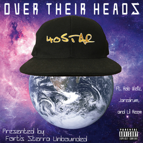 Over Their Heads Rob Wellz front cover