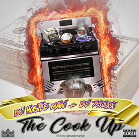 THE COOK UP Dj Hustle Man front cover