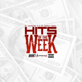 Hits Of The Week Dj Supremex front cover