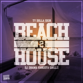 Beach House 2 Ty Dolla $ign front cover