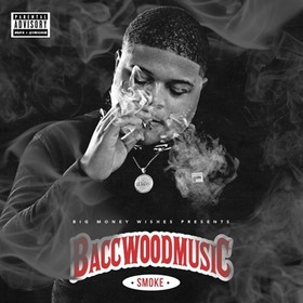 BaccWood Music Smoke front cover