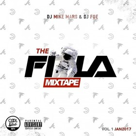 FILA DJ Mike Mars front cover