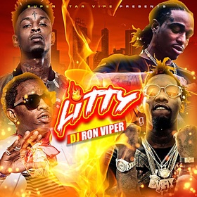 Litty (Hot Tracks This Week) DJ Ron Viper front cover