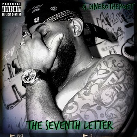 The Seventh Letter G. Dinero The Poet front cover