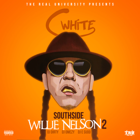 Southside Willie Nelson 2 C White front cover