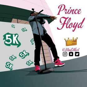 Prince Floyd Prince Floyd front cover