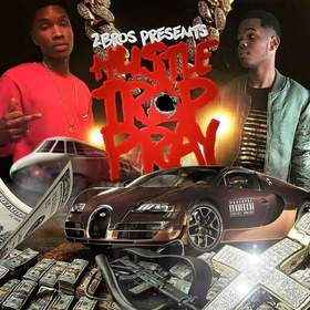 Hustle , Trap , Pray 2Bros front cover