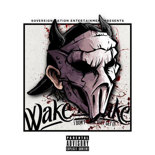 Wake N Bake - PTSD Ft Tech N9ne & Krizz Kaliko | Spinrilla
