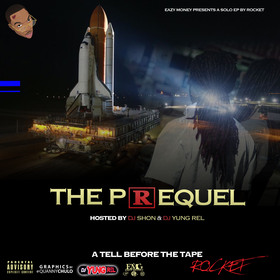 The Prequel Rocket front cover
