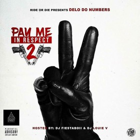 Pay Me Respect 2 Delo Do Numbers front cover