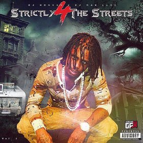 Strictly 4 The Streets DJ Mad Lurk front cover