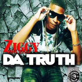 Da Truth Ziggy Zig Zag front cover