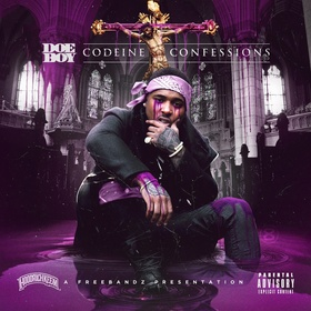 Codeine Confessions Doe Boy front cover
