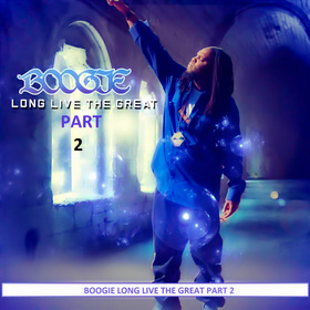 BOOGIE LONG LIVE THE GREAT PART 2 Doe Boogie front cover