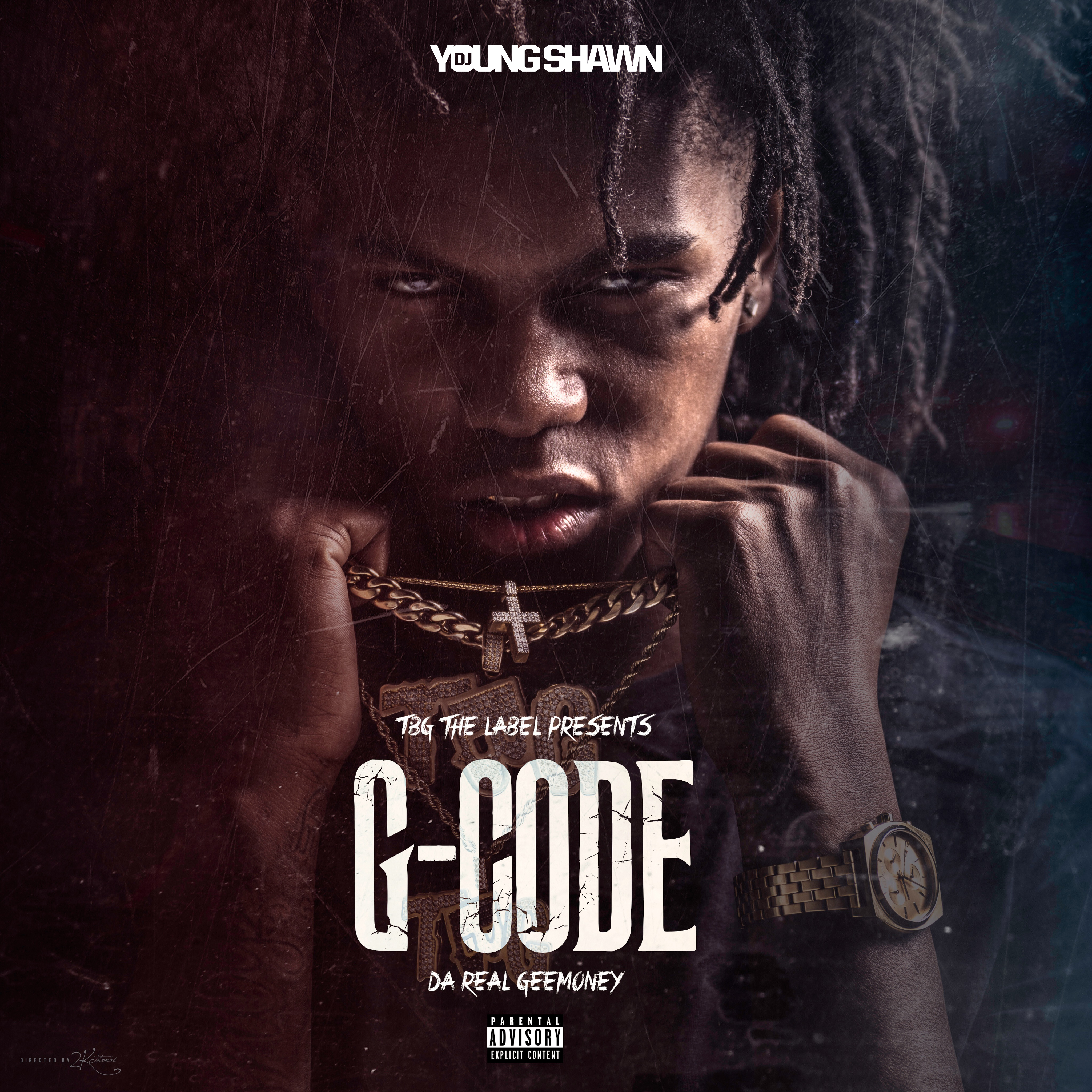 G Code Da Real Gee Money Front Cover