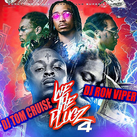 We The Plugz 4 DJ Ron Viper front cover