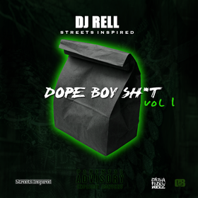 Dope Boy Sh*t DJ Rell front cover