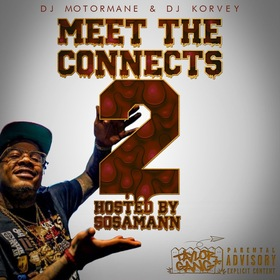 Meet The Connects 2 DJ Motormane front cover