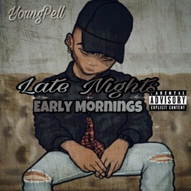 Late Nights EARLY MORNINGS Young Pell front cover