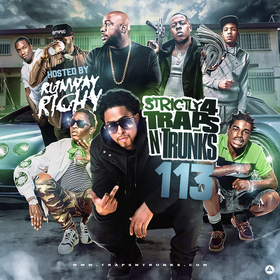 Strictly 4 The Traps N Trunks 113 (Hosted By Runway Richy) Traps-N-Trunks front cover