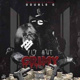 Fly But Grimy DOUBLE0 front cover