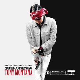 Tony Montana Medj Money front cover