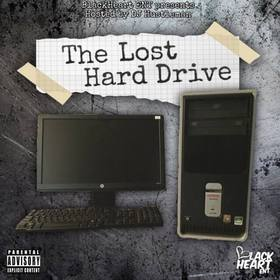 BlackHeart Ent. - The Lost HardDrive Dj Hustle Man front cover