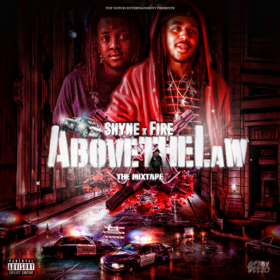 Top Notch ENT - Above The Law MellDopeAF front cover