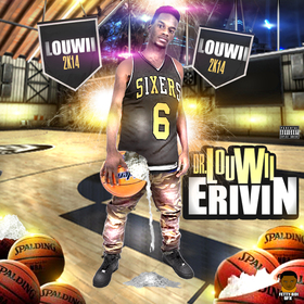 Dr. Louwii Erivin LouWii Tha Kid front cover