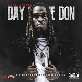 Day Of The Don CFO Guapo front cover