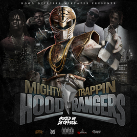 Hood Rangers The White Edition DJ Official front cover
