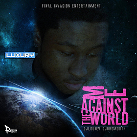Me Against The World Luxury front cover