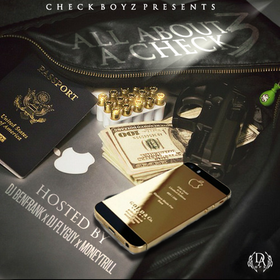 All About A Check 3 Money Trill front cover