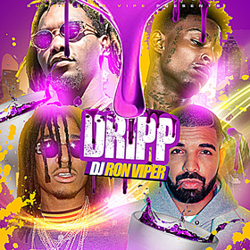 Dripp (Hot Tracks This Week) DJ Ron Viper front cover