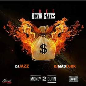 Money 2 Burn DJ Mad Lurk front cover