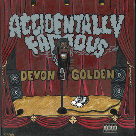 Accidentally Famous Devon Golden front cover